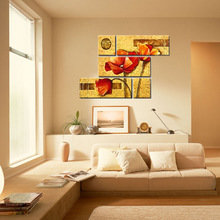 Фотография: Гостиная в стиле Современный, Декор интерьера, Дом, Декор дома, Стены, Постеры – фото на InMyRoom.ru