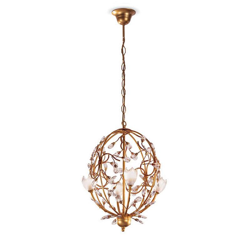 Купить Подвесной светильник Eurolampart Palladium на арматуре из кованного железа, inmyroom, Италия