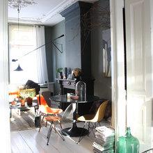 Фото из портфолио Интерьер в темных тонах – стильно и комфортно!  – фотографии дизайна интерьеров на InMyRoom.ru