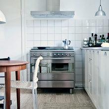 Фото из портфолио Смешение старой мебели и современного дизайна – фотографии дизайна интерьеров на INMYROOM