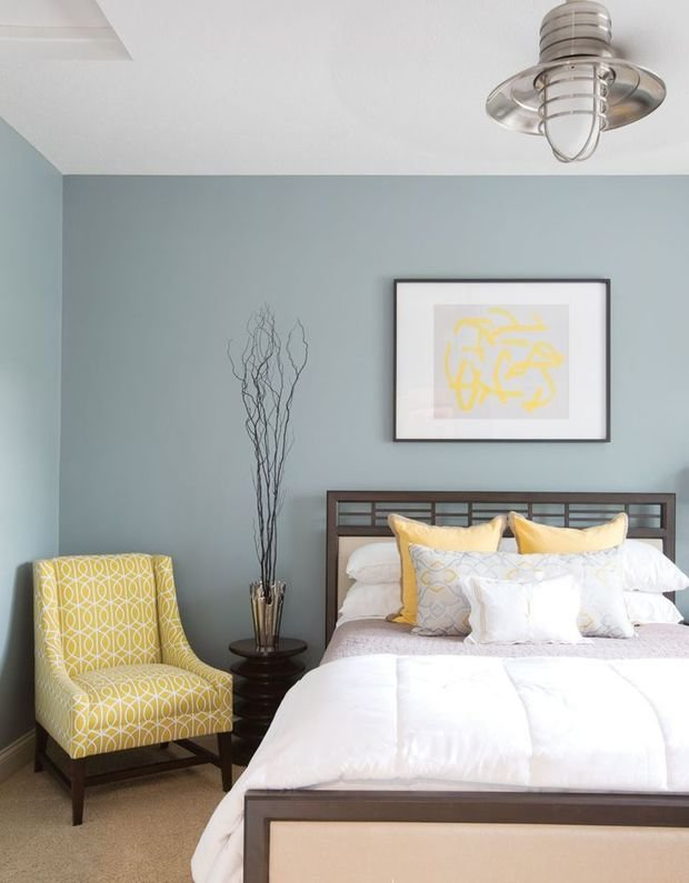 Фотография: Спальня в стиле Восточный, Декор интерьера, Дизайн интерьера, Цвет в интерьере – фото на InMyRoom.ru