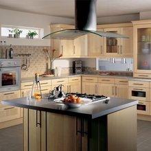 Фотография: Кухня и столовая в стиле Эко, Интерьер комнат, Встраиваемая техника – фото на InMyRoom.ru