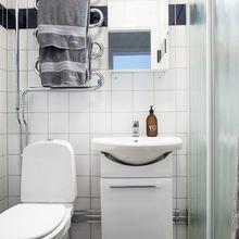 Фото из портфолио Bondegatan 64 B, SÖDERMALM SOFIA, STOCKHOLM – фотографии дизайна интерьеров на INMYROOM