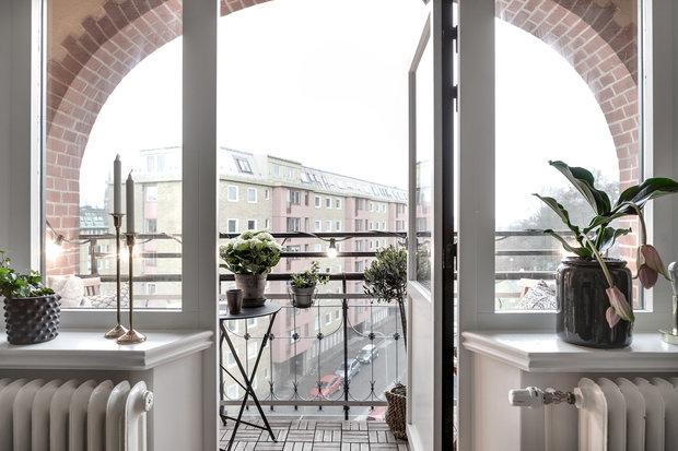 Фотография:  в стиле , Декор интерьера, Квартира, Швеция, Гетеборг, 2 комнаты – фото на InMyRoom.ru