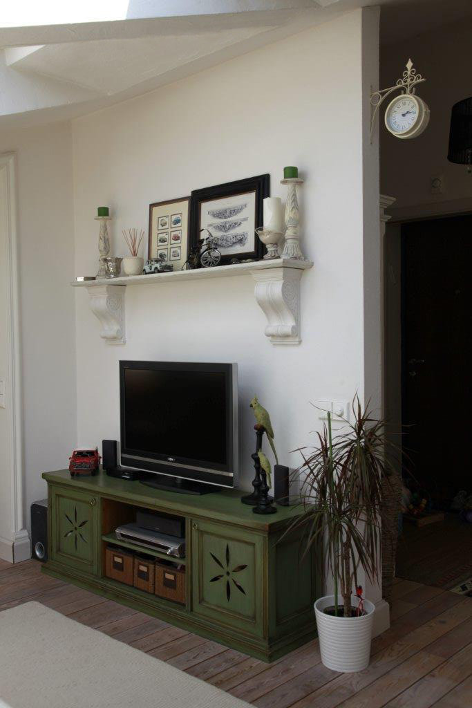 Фотография: Декор в стиле Прованс и Кантри, Современный, Декор интерьера, Квартира, Дома и квартиры, Чердак, Мансарда – фото на InMyRoom.ru