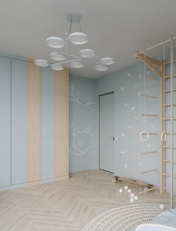 Фото из портфолио Подвойского – фотографии дизайна интерьеров на INMYROOM