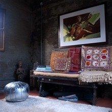Фотография: Декор в стиле Кантри, Декор интерьера, Дом, Дизайн интерьера, Цвет в интерьере, Принт, Серый – фото на InMyRoom.ru