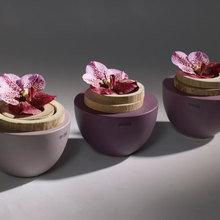 Фото из портфолио декоративные вазы – фотографии дизайна интерьеров на InMyRoom.ru