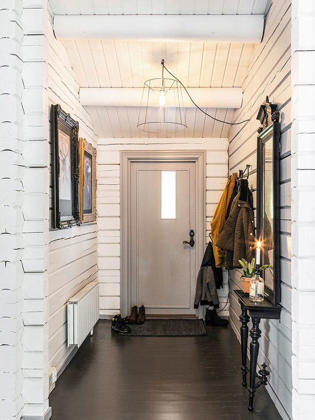 Фотография: Прихожая в стиле Скандинавский, Декор интерьера, Швеция, Дом и дача – фото на InMyRoom.ru