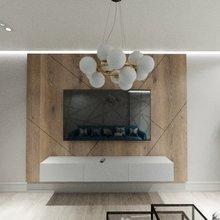 Фото из портфолио Квартира в ЖК Первый – фотографии дизайна интерьеров на INMYROOM