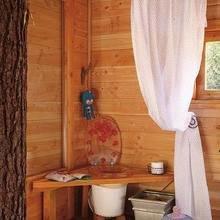 Фотография: Ванная в стиле Кантри, Детская, Дом, Дома и квартиры – фото на InMyRoom.ru