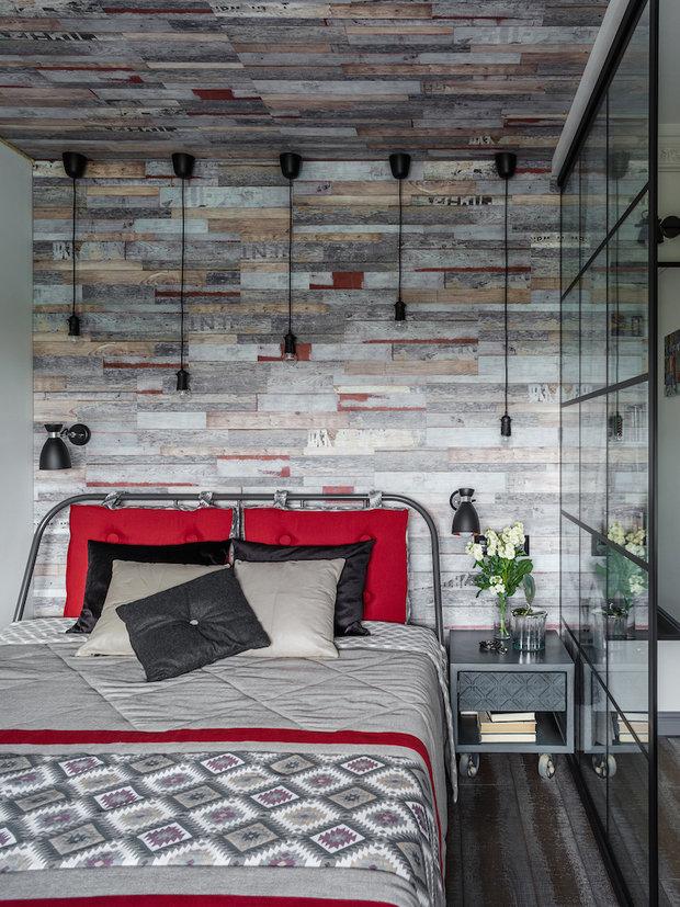 Фотография: Спальня в стиле Лофт, Советы, Даша Ухлинова – фото на InMyRoom.ru