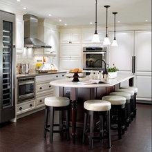 Фотография: Кухня и столовая в стиле Классический,  – фото на InMyRoom.ru