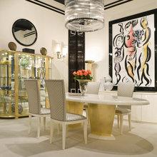 Фотография: Кухня и столовая в стиле Классический, Современный, Эклектика, Индустрия, События, Галерея Neuhaus – фото на InMyRoom.ru