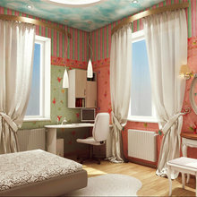Фото из портфолио Загородный дом в п. Оредеж 260м.кв. – фотографии дизайна интерьеров на INMYROOM
