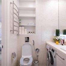 Фото из портфолио Ремонт квартиры в ЖК Царская Столица – фотографии дизайна интерьеров на INMYROOM