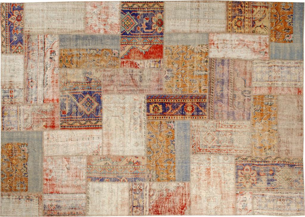 Купить Ковер Patchwork 247x348, inmyroom, Турция