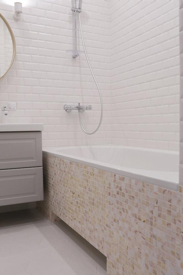 Фото из портфолио Дизайн-проект квартиры в Митино  – фотографии дизайна интерьеров на INMYROOM