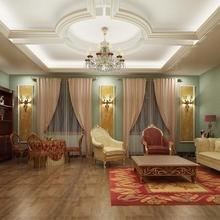 Фото из портфолио Дизайн проект квартиры в Викторианском стиле. – фотографии дизайна интерьеров на InMyRoom.ru