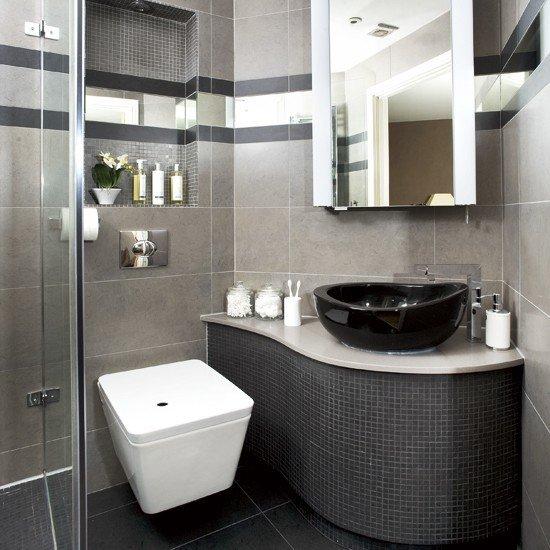 Фотография: Ванная в стиле Современный, Декор интерьера, Дома и квартиры, Встраиваемая техника – фото на InMyRoom.ru
