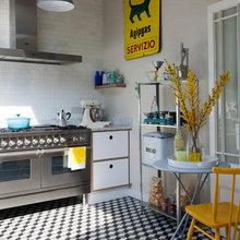 Фотография: Кухня и столовая в стиле , Декор интерьера, DIY, Интерьер комнат, Текстиль, Тема месяца – фото на InMyRoom.ru