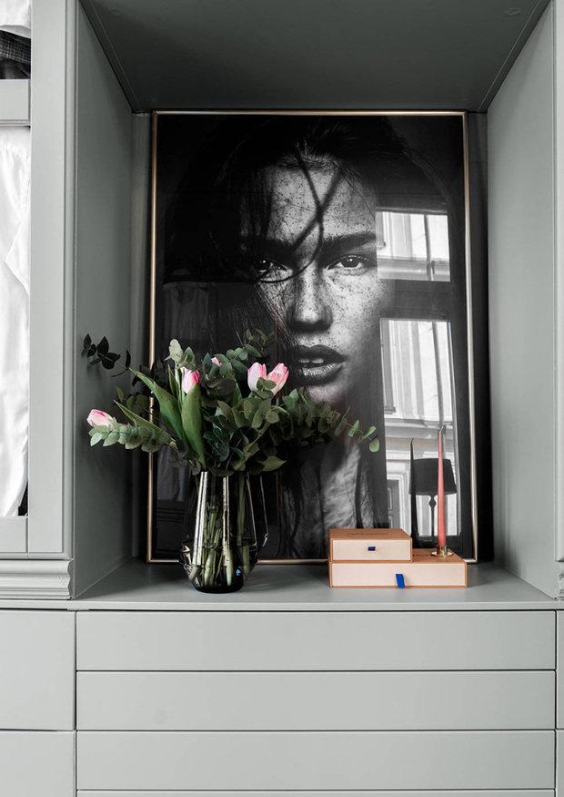 Фотография: Декор в стиле Современный, Эклектика, Скандинавский, Декор интерьера, Квартира, Красный, Серый, Розовый, 60-90 метров – фото на INMYROOM