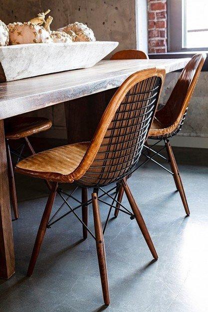Фотография: Кухня и столовая в стиле Прованс и Кантри, Лофт, Декор интерьера, Квартира, Дома и квартиры, Нью-Йорк – фото на InMyRoom.ru