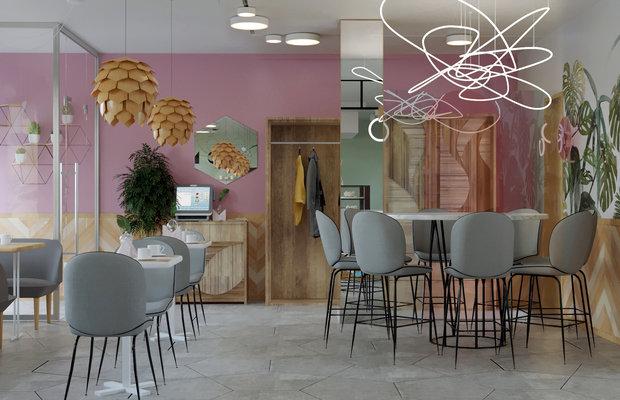 Фото из портфолио BAO&MOTI – фотографии дизайна интерьеров на INMYROOM