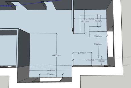 нужна помощь в планировке кухни гостиной