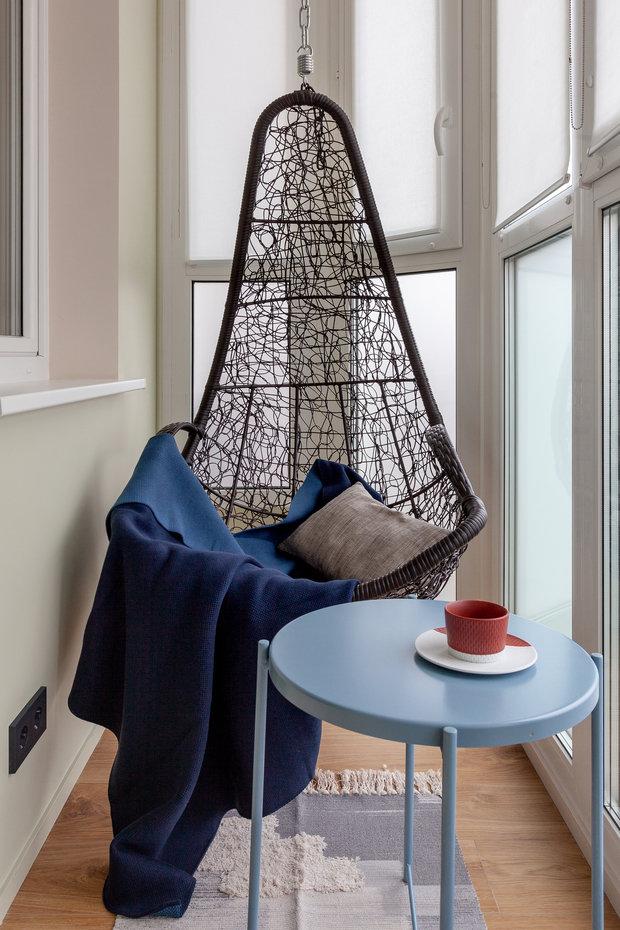 Фото из портфолио Квартира будущей студентки – фотографии дизайна интерьеров на INMYROOM