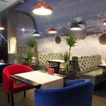 Фото из портфолио Ресторан Le'Bourget – фотографии дизайна интерьеров на InMyRoom.ru