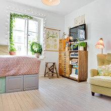 Фото из портфолио Разноцветная палитра скандинавского дизайна – фотографии дизайна интерьеров на INMYROOM