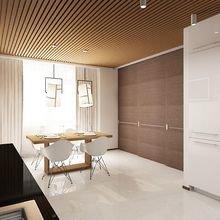 Фото из портфолио Квартира на 23-м этаже – фотографии дизайна интерьеров на InMyRoom.ru