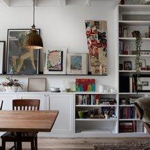 Фото из портфолио Дом с чудесным садом в Бруклине – фотографии дизайна интерьеров на InMyRoom.ru