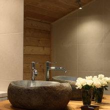 Фотография: Ванная в стиле Кантри, Современный, Декор интерьера, Дом, Fabbian, Дома и квартиры, IKEA, Шале – фото на InMyRoom.ru