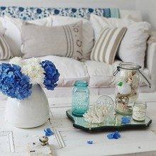 Фотография: Декор в стиле Кантри, Декор интерьера, Дизайн интерьера, Цвет в интерьере, Морской – фото на InMyRoom.ru