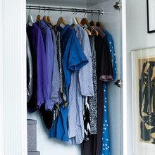 """Фото из портфолио """"Зимний интерьер"""" спальни : преобладание таких оттенков, как сине-голубой, белый и серый  – фотографии дизайна интерьеров на InMyRoom.ru"""
