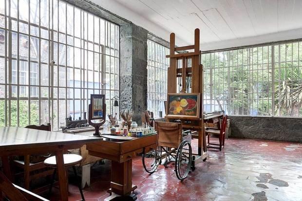 Фотография: Прочее в стиле , Декор интерьера, Дом, Голубой, Мексика, Дом и дача, Мехико, Фрида Кало – фото на INMYROOM