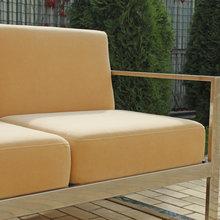 Фото из портфолио Мебель из нержавейки – фотографии дизайна интерьеров на INMYROOM