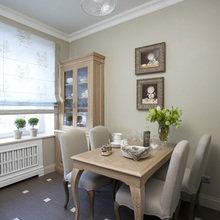 Фотография: Кухня и столовая в стиле Кантри, Квартира, Дома и квартиры, Прованс, Москва – фото на InMyRoom.ru