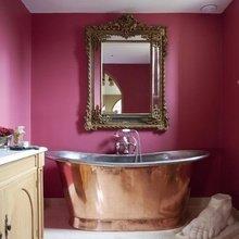 Фотография: Ванная в стиле Эклектика, Интерьер комнат, Ванна – фото на InMyRoom.ru