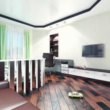 Фото из портфолио детская комната для мальчика – фотографии дизайна интерьеров на InMyRoom.ru