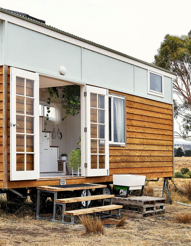 Фотография: Архитектура в стиле , Скандинавский, Дом, Австралия, Дом и дача, 2 комнаты, до 40 метров – фото на INMYROOM