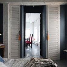 Фотография: Спальня в стиле Кантри, Декор интерьера, Квартира, Цвет в интерьере, Дома и квартиры, Стены, Екатерина Блохина – фото на InMyRoom.ru