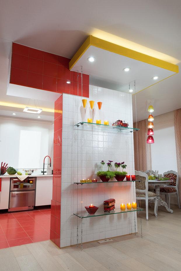 Фотография: Кухня и столовая в стиле Современный, Эклектика, Дом, Дома и квартиры – фото на InMyRoom.ru