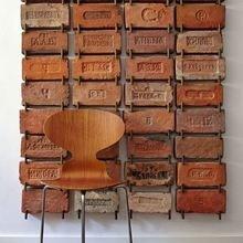 Фотография: Декор в стиле Лофт, Декор интерьера, Квартира, Аксессуары, Советы, чем украсить пустую стену, идеи декора пустой стены – фото на InMyRoom.ru