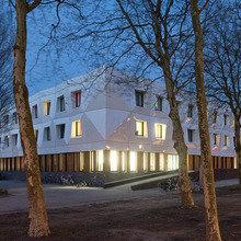 Фотография: Архитектура в стиле , Офисное пространство, Офис, Дома и квартиры, Архитектурные объекты – фото на InMyRoom.ru