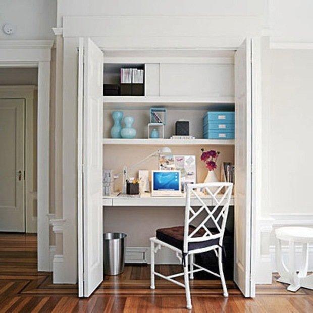 Фотография: Офис в стиле Скандинавский, Хранение, Стиль жизни, Советы – фото на INMYROOM
