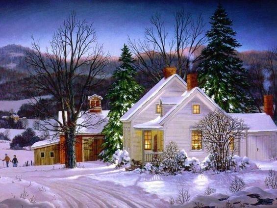 Фотография:  в стиле , Декор интерьера, Праздник, Новый Год – фото на InMyRoom.ru