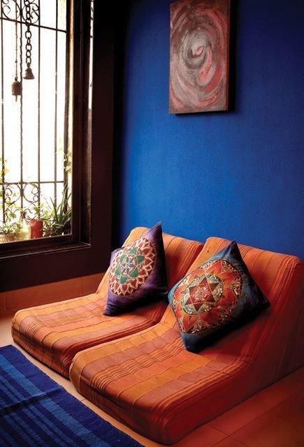 Фотография: Аксессуары в стиле Восточный, Декор интерьера, Дизайн интерьера, Цвет в интерьере – фото на InMyRoom.ru